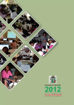 CLP 2012 Annual Report
