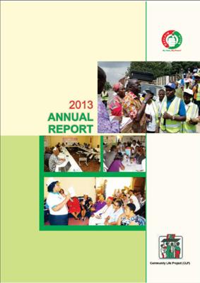 CLP 2013 Annual Report